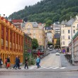 Cityscape of Bergen, Norway — Stock Photo