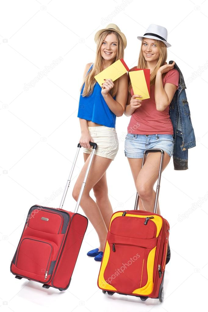 Девочки в трусиках стоя фото 743-324