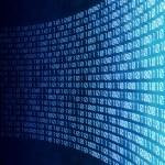 Abstract binary digital code — Stock Photo #6216664