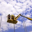 Construction workers - Stockfoto
