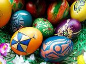 Easter eggs — Stockfoto