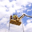 Construction workers — Stock Photo #25039965