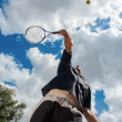 Tennis Serve — Stock Photo #29970553