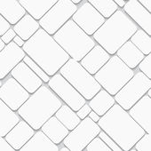 White brick seamless — Stock Vector