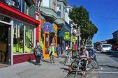 San Francisco, United States — Stock Photo