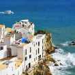 Stock Photo: SPenyDistrict in IbizTown, Balearic Islands, Spain