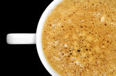 Caffe latte — Stock Photo