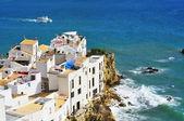 Sa Penya District in Ibiza Town, Balearic Islands, Spain — Stock Photo