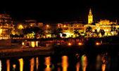 Seville, Spain, at night — Stock Photo