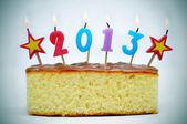 2013 nyår — Stockfoto