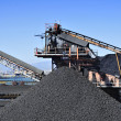 Coal industry - Stock Photo