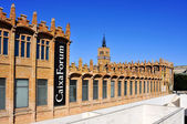 CaixaForum Barcelona, in Barcelona, Spain — Stock Photo