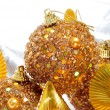 Christmas ornaments — Stock Photo #13983555