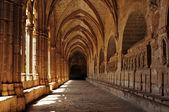 Mosteiro de santa maria de santes creus, espanha — Foto Stock