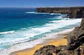 Aljibe де ла куэва расположен на острове фуэртевентура, испания — Foto Stock