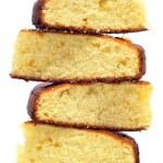 Sponge cake — Stock Photo #14134047