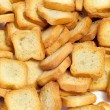 Stock Photo: Mini toasts