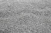 Gray gravel — Stock Photo