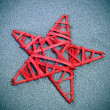 christmas star — Stock Photo #14533777