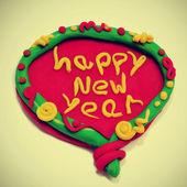 Happy new year — Foto Stock