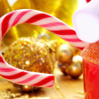 Christmass candies — Stockfoto
