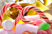Christmass candies — Stock Photo