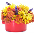 Stock Photo: Flower arrangement