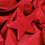 Boże Narodzenie gwiazda — Zdjęcie stockowe