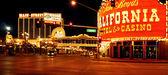 California Hotel and Casino in Las Vegas, United States — Stock Photo