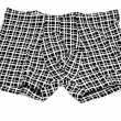Stock Photo: Boxer briefs