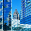 Downtown Atlanta, United States — Stock Photo
