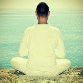 瞑想 — ストック写真