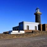Punta de Jandia beacon in Fuerteventura, Canary Islands, Spain — Stock Photo