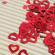 Red hearts - Stockfoto