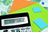 Mortgage — Stock Photo