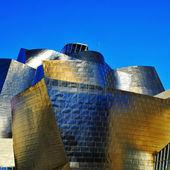 Guggenheim Museum in Bilbao, Spain — Stock Photo