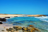 Llevant Beaches in Formentera, Balearic Islands, Spain — Stock Photo