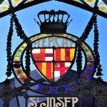 Sant Josep de la Boqueria Market in Barcelona, Spain — Stock Photo #19905763