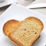 Lovely breakfast — Stock Photo #20319915