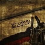 Постер, плакат: Murder