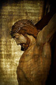 耶稣基督 — 图库照片