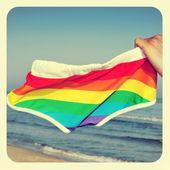 Gej plaża — Zdjęcie stockowe
