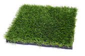 Konstgräs — Stockfoto
