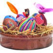 Easter eggs — Stock Photo #21151051
