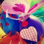 Easter eggs — Stock Photo #21198133