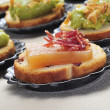 Canapes - Stock Photo