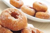 Rosquillas, typische spaanse donuts — Stockfoto