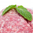 Ground meat — Stock Photo #21584321