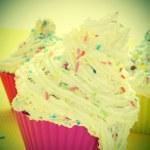 Cupcakes — Stock Photo #21764239