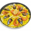 Stock Photo: Spanish paella